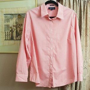 Jones New York Long Sleeved Shirt